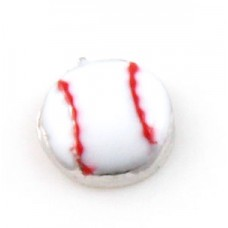N00-03007 Baseball Floating Charm