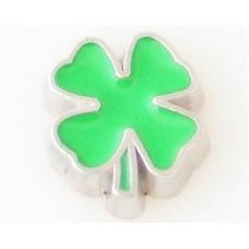 N00-03012 4 Leaf Clover Charm